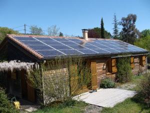 Coux - Centrale photovoltaïque 1