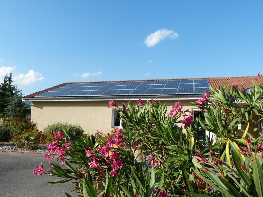 Privas - Centrale photovoltaïque clinique vétérinaire